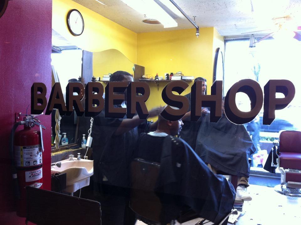 Headrest Barbershop